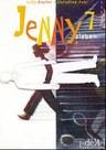 Umschlag vom Buch: Jenny trägt die Pappfigur von ihrem Vater unter dem Arm